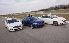 福特做无人驾驶:技术不够,高校来凑