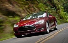特斯拉 Model S 中国售价曝光